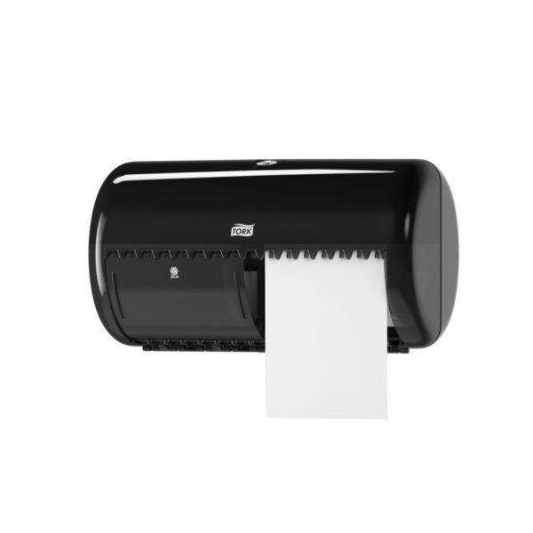tork-dispenser-dlya-tualetnoj-bumagi-v-standartnyh-rulonah-chernyj