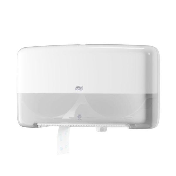 tork-dvojnoj-dispenser-dlya-tualetnoj-bumagi-v-mini-rulonah-belyj