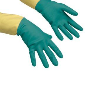 Усиленные резиновые перчатки