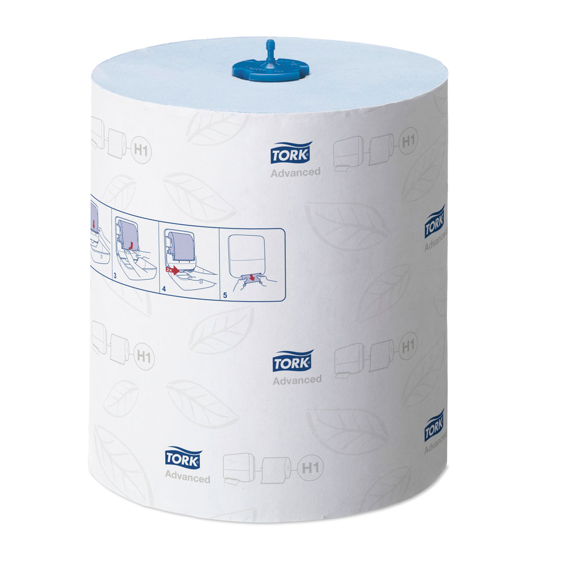 Рулонные бумажные полотенца