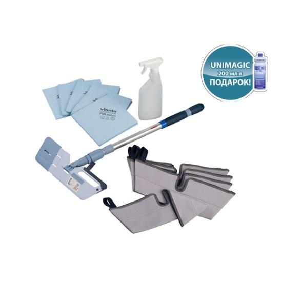 Система для уборки вертикальных поверхностей